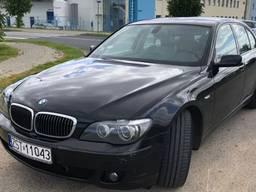 Разборка BMW E65 E66 E67 запчасти новые и бу