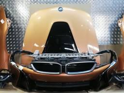 Разборка BMW i8 Бампер Капот Фара Панель Крыло, Запчасти бмв і8