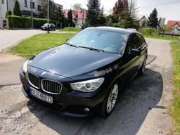 Разборка BMW SERIA 5 Gran Turismo F07 (2009-2019)