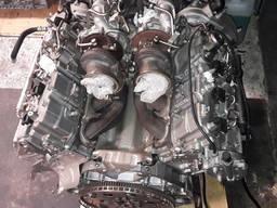 Разборка BMW X6 (F16), двигатель 4.4 N63B44B.