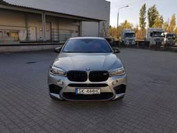 Разборка BMW X6 F86 (2014-2019)