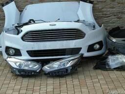 Разборка бу Бампер Крыло Фара Радиатор Ford S-Max II 15-18