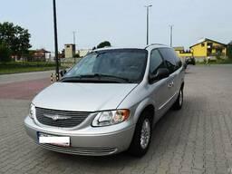 Разборка Chrysler Voyager 2001-2011 на запчасти