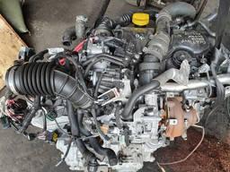 Разборка Dacia Duster (HM), двигатель 1.5 K9K658