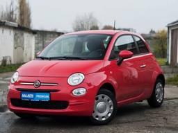 Разборка Fiat 500 (312) (2007-2019)