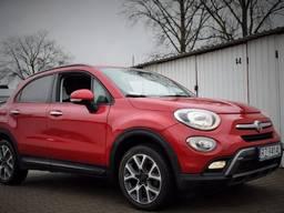 Разборка Fiat 500X (334) (2014-2019)