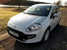 Разборка Fiat Punto EVO (199) (2008-2019)