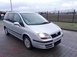 Разборка Fiat Ulysse (179) (2002-2011)