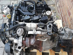 Разборка Ford Fiesta 6 (2010), двигатель 1.0 M1JE.