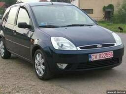 Разборка Ford Fiesta купить б/у запчасти запчастини шрот