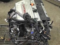 Разборка Honda Accord 7 (CL), двигатель 2.4 K24A