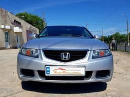 Разборка Honda Accord VIII CU (2007-2013)