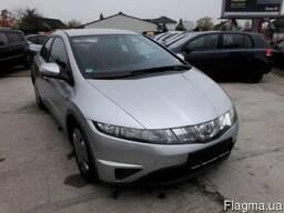 Разборка Honda Civic хэтчбек VIII IFN, FK 2005 - 2012 г на з