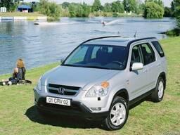 Разборка Honda CR-V 2002-2006 Бампер фары крыша б\у