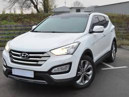 Разборка Hyundai Santa Fe DM (2012-2019)
