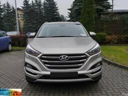 Разборка Hyundai Tucson 2015-2018