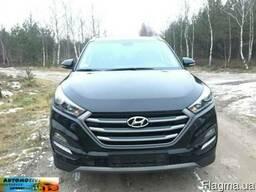 Разборка Hyundai Tucson III TLкапот фара дверь бампер