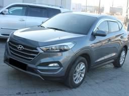 Разборка Hyundai Tucson TL (2015-2019)