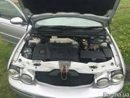 Разборка Jaguar X-type, бу запчасти на Ягуар Икстайп