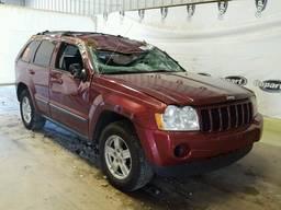 Разборка Jeep Grand Cherokee 2007