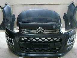 Разборка Капот Бампер Фары Крыло Citroen C3 Picasso