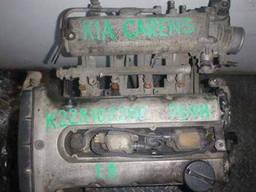 Разборка KIA Carens (FC), двигатель 2. 0 бензин.