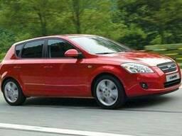 Разборка Kia Ceed 2006-2009 б/у. Запчасти на Kia Ceed