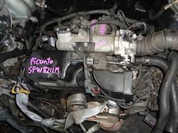 Разборка KIA Picanto (BA) (2005), двигатель 1. 1 G4HG.