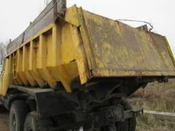 Кузов самосвала КРАЗ 6510 кузов КРАЗ 256 . Бровары