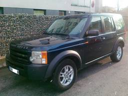 Разборка Land Rover Discovery 3 4 III IV 09-16 16- запчасти