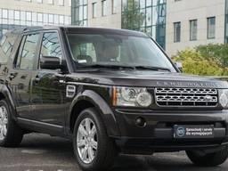 Разборка Land Rover Discovery IV LA (2009-2016)