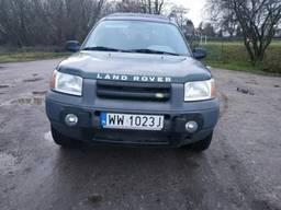 Разборка Land Rover Freelander I LN (1998-2006)