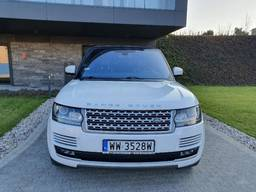Разборка Land Rover Range Rover IV LG (2012-2018)
