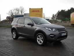 Разборка Land Rover Range Rover Sport II LW (2013-2019)