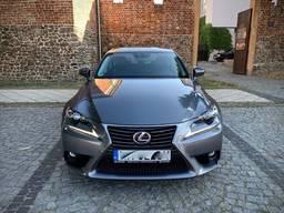 Разборка Lexus IS XE30 (2013-2019)