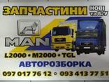 Разборка МАН MAN L2000 LE TGL - фото 1