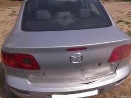 Разборка Mazda 3 II Крышка багажника Бампер задний Фонарь