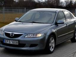 Разборка Mazda 6 Запчасти б/у новые Мазда 6 СТО