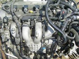 Разборка Mazda CX7 (ER) (2008), двигатель 2. 3 Ti L3VDT.