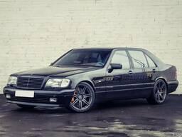 Разборка Mercedes 140 (авторазборка Мерседес w140, шрот)