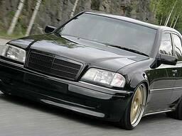 Разборка Mercedes 202 (авторазборка Мерседес w202, шрот)