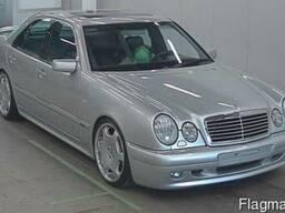 Разборка Mercedes 210 (авторазборка Мерседес w210, шрот)