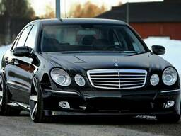 Разборка Mercedes 211 (авторазборка Мерседес w211, шрот)
