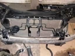 Разборка Mercedes 211 телевизор балка усилитель радиатор