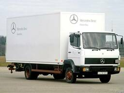 Разборка Mercedes 814