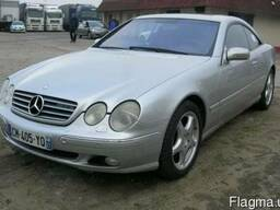 Разборка Mercedes CL-class C215 (1999-2006 год). Запчасти