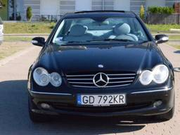 Разборка Mercedes CLK W209 (2002-2010)