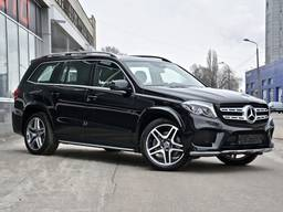 Разборка Mercedes GLS X166 (2015-2019)