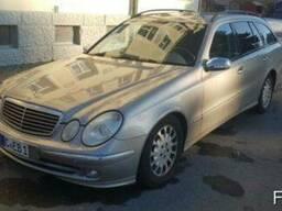 Разборка Mercedes w211 мерседес 211 цвет 960 9960