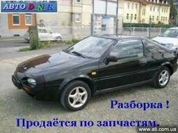 Разборка Nissan 100NX B13, 1. 6, мех, купе, 91 г. в. Киев